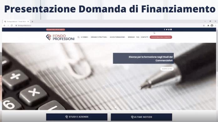 tutorial Fondoprofessioni