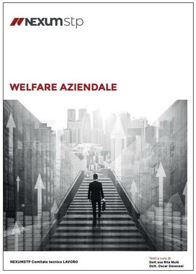 libro welfare aziendale